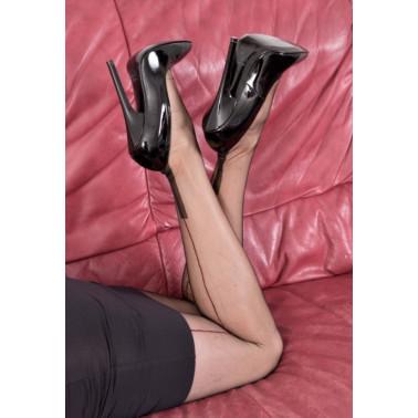 Fetish Italienische Schuhe Stilletos 35-46 EU
