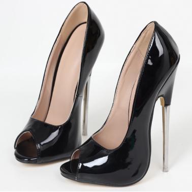 أحذية عالية فلوب يتخبط لون النمر
