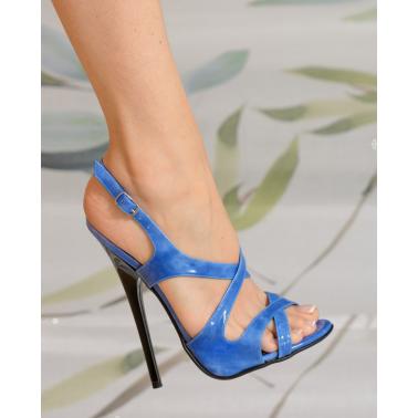 Very high fetish unisex Italian sandals 35-46 EU