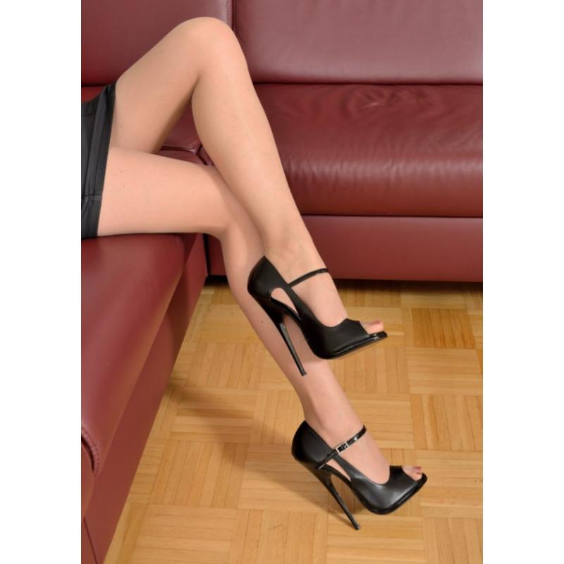 """Boots classic metal heel """"red soles"""" Fuss"""