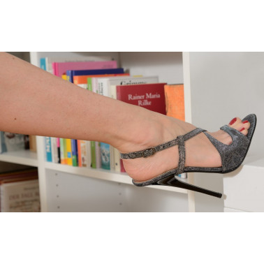 Fetisch Wildleder Sandals Unsiex Schuhe 36-46 EU