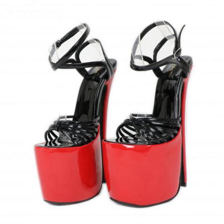 Devilish very high Trans Crossdress sandals 36-45 EU