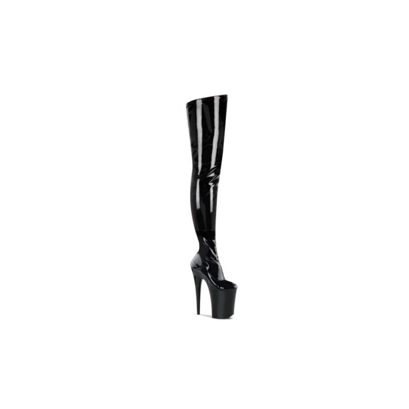 Fetish 20 cm Boots Trans Crossdress 35-46 EU