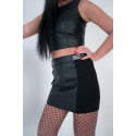 "Unisex G-strings with front zipper ""Classic Zipped"""