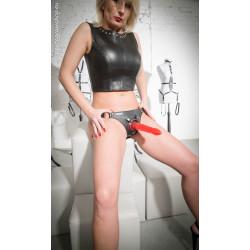 """Dildo strap on harness fetish BDSM '""""Pure Pleasure"""""""