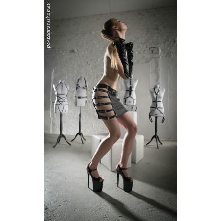 "Mini spódnica fetysz BDSM ""Sexy Provocative"""