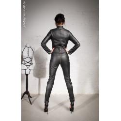 "Kombinezon skórzany catsuit BDSM ""Verona"""