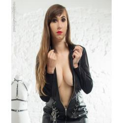 "Kostium sukienka fetysz BDSM ""Aphrodite"""