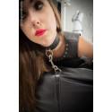 "Bracelet with rivets BDSM ""Obsession"""