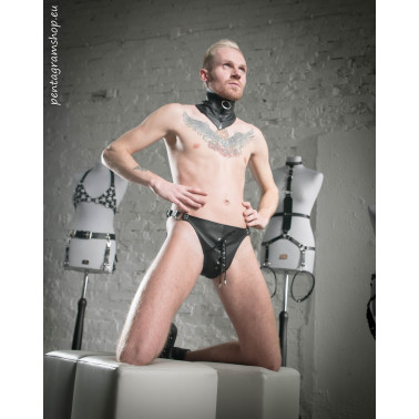 "Open back panties briefs man gay BDSM ""Hedonism"""