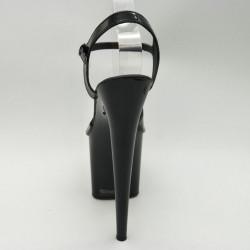 Fetyszowe sandały wysoka platforma Trans Crossdress