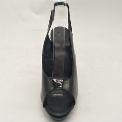 Open toe and back fetish Trans Crossdress heels 35-46