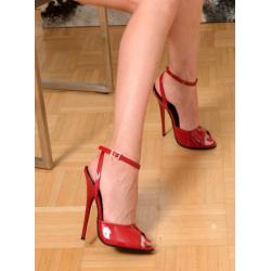 Italianishe hohe rote Stilettos 35-46 EU
