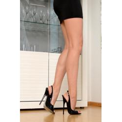 Diabolic fetish unisex high heels 35-46 EU