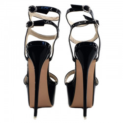 Luxury sky high Italian sandals 35-42 EU