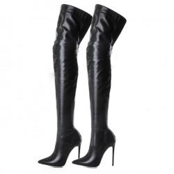 Trans Crossdress fetish boots classic style 35-46 EU