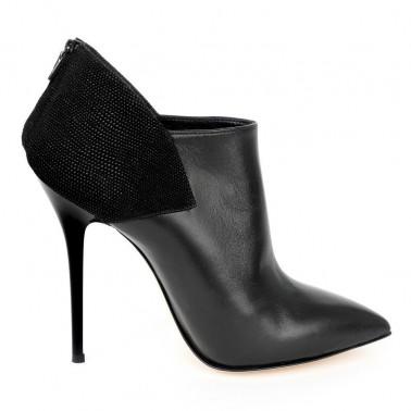 Italian fetish elegant ankle shoes rhinestones 35-46 EU