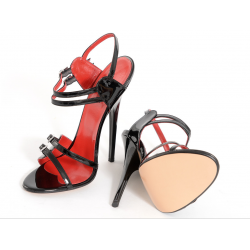Diabolic fetish unisex high heels sandals 35-46 EU