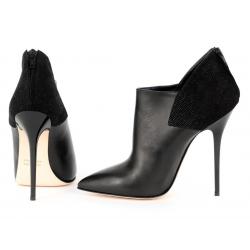 "Black unisex fetish boots Giaro ""Brenda"""