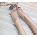 """Seksowne botki """"red sole style"""" Fuss"""