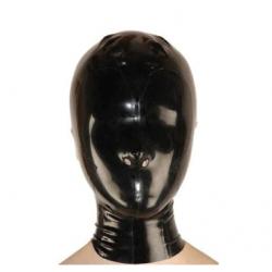 Latex mask only nose nostrils fetish BDSM
