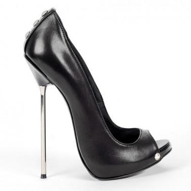 Gorgeous metal heel Italian pumps 36-46 EU