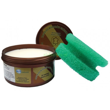 """Leather cleaning natural wax """"Cleaning Paste"""""""