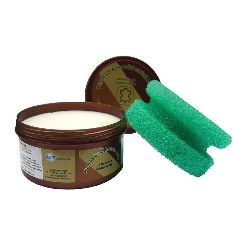 """Balsam wosk do czyszczenia skóry """"Cleaning Paste"""""""