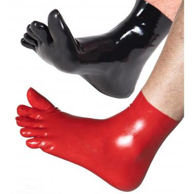 جوارب لاتكس بأصابع فردية
