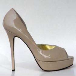 Italian crafted hand made luxury platform heels 36-45 EU