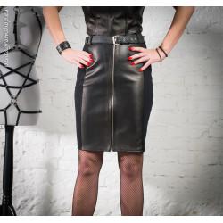 "Unisex midi skirt fetish BDSM ""Heather"""