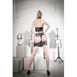 "Mini spódnica otwarta BDSM ""Kinky Domme"""
