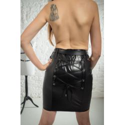 تنورة جلدية للجنسين