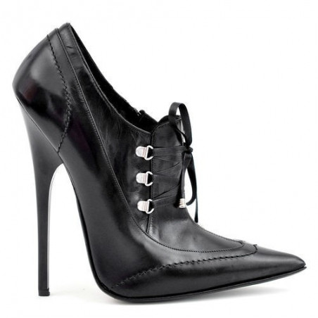 Seductive ankle boots with lacing 35-46 EU