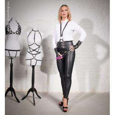 "Dildo strap on harness fetish BDSM '""Pure Hedonism"""