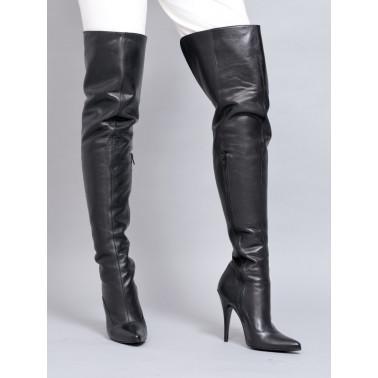 Exklusive unisex hochklassige Stiefel 36-4