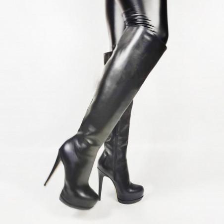 Trans Crossdress seductive boots big sizes 35-48 EU