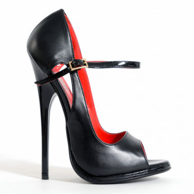 "Fetisch Extreme Leder Sandals ""open toe"" 35-46 EU"