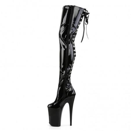 Hohe 20 cm Schuhe Fetisch Trans Crossdress 35-46 EU
