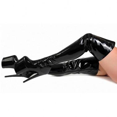 Kozaki Trans Crossdress 20 cm fetysz BDSM 35-46 EU