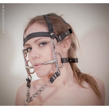 "Gag bdsm face pony harness BDSM ""Pony"""