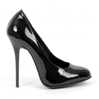 Italienische Lack Leder Fetisch Schuhe 35-46 EU