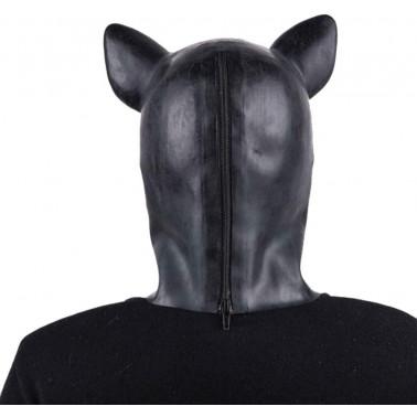 Schweinekopf fetisch unisex Latexmaske