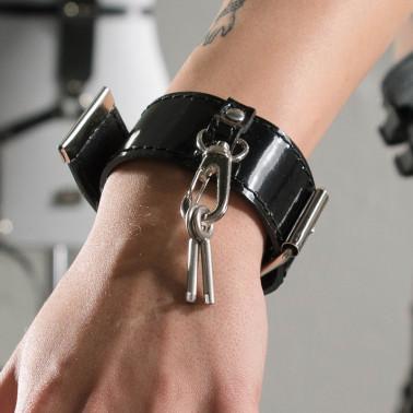 """G-strings fetish BDSM """"Locked""""  bracelet """"Key"""" BDSM"""