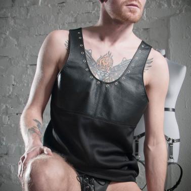 "Top man's trans gay bdsm ""Armoured"""