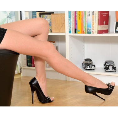 Fetisch Luxusschuhe mit Nieten BDSM 35-46 EU