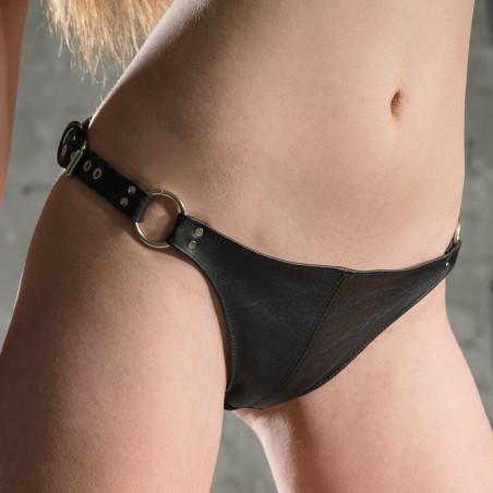 """Figi unisex z wiązaniem tył BDSM """"Sexy Tie"""""""