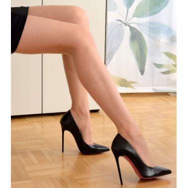 Classic high heeled unisex fetish pumps heels 35-47 EU