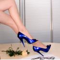 """Sukienka skórzana gładka fetysz BDSM """"Classy Mistress"""""""