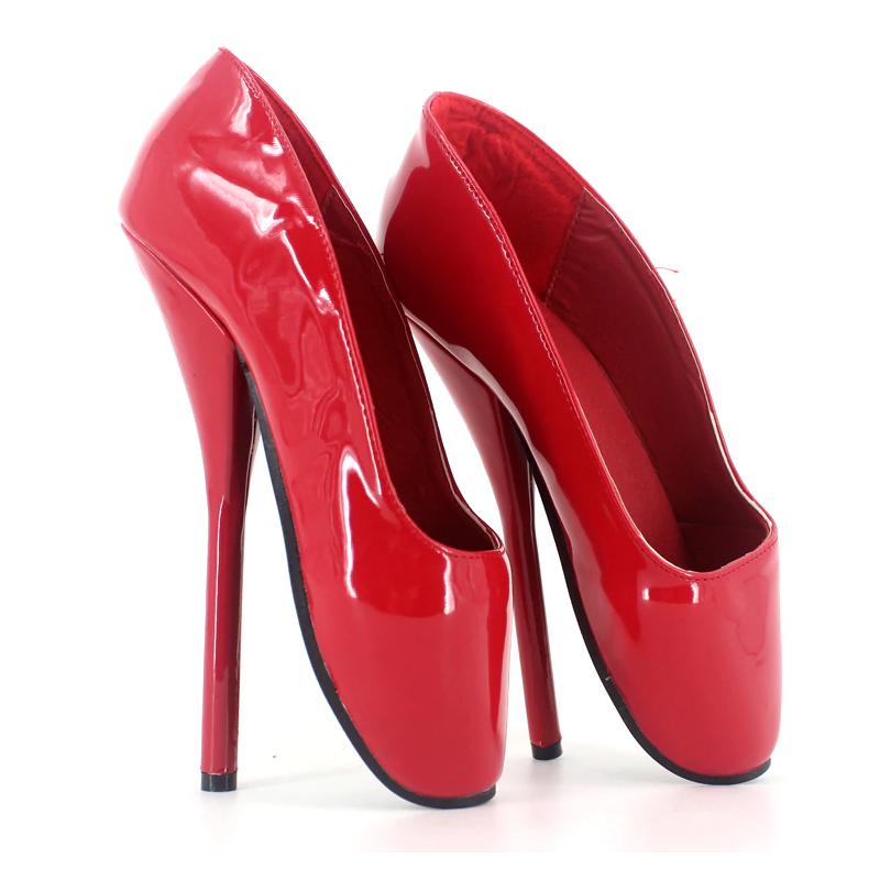 Extreme unisex fetish ballet shoes 35-47 EU